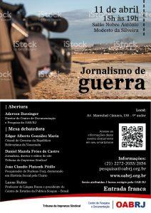cartaz_PESQUISA - Jornalismo de guerra (1)