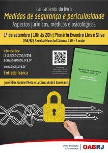 cartaz_PESQUISA_Lançamento do livro Medidas de segurança e periculosidade (1) (1)