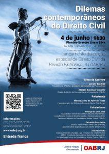 cartaz_Pesquisa - Dilemas Contemporâneos do Direito Civil (2)